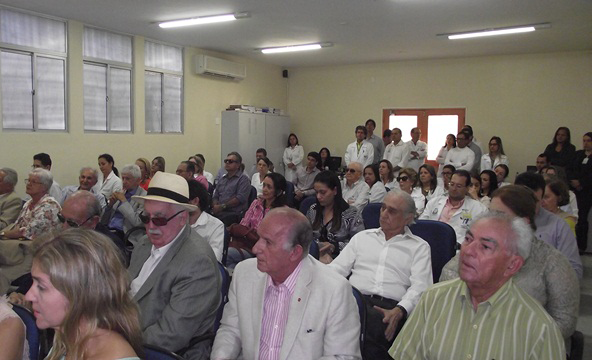 Comemoração do centenário Dr. Napoleão Rodrigues Laureano