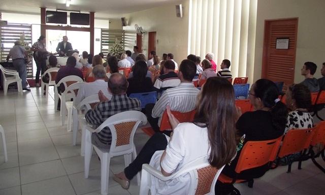 Culto Ecumênico em ação de Graças ao Centenário do Nascimento de Dr. Napoleão Rodrigues Laureano