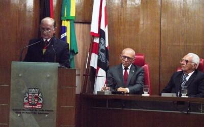 Diretor Geral do Hospital Laureano recebe medalha da cidade de João Pessoa