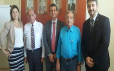 OAB-PB firma parceria para ajudar o Laureano