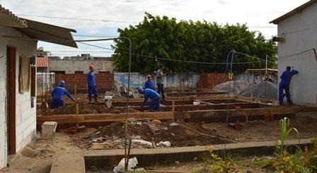 A SUPLAN autoriza construção da Ala de radiologia do Laureano
