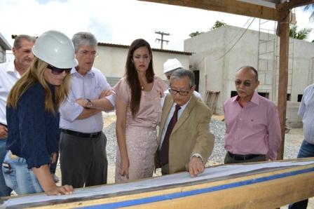 Governo do Estado  assina auxilio de três milhões de reais com o Laureano