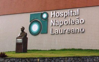 Melhorias do Hospital Napoleão Laureano