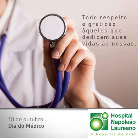 Dia 18 de Outubro dia do Médico