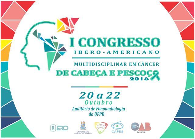 I Congresso Ibero-Americano Multidisciplinar em Câncer de Cabeça e Pescoço