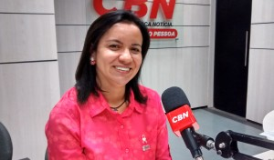 Áudio Presidente da ONG amigos do peito concede entrevista na rádio CBN e fala sobre o Outubro Rosa