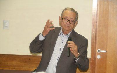 Entrevista do médico Dr° Antonio Carneiro Arnaud sobre o Novembro Azul