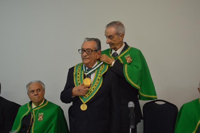 Presidente da Fundação Laureano é homenageado pela  Academia Pernambucana de Medicina