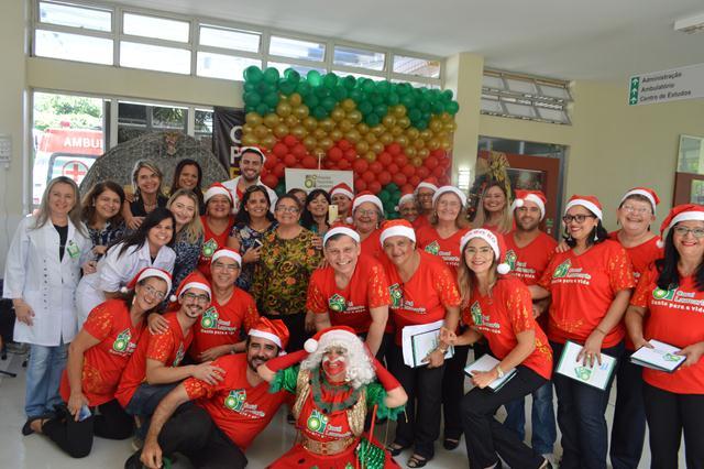 Veja Vídeo – Confraternização do Coral Laurearte 20.12.2016