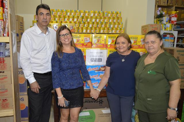 Doação do Banco do Brasil