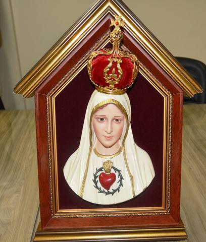 A visita da imagem de Nossa Senhora de Fátima ao Hospital Napoleão Laureano
