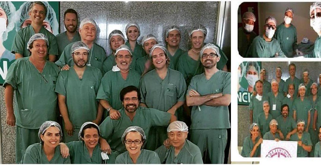 Campanha dia da Boa Vontade fará cirurgias de mama em 12 mulheres.