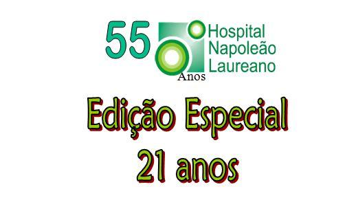 O Hospital Napoleão Laureano realizou a XXI SIPAT