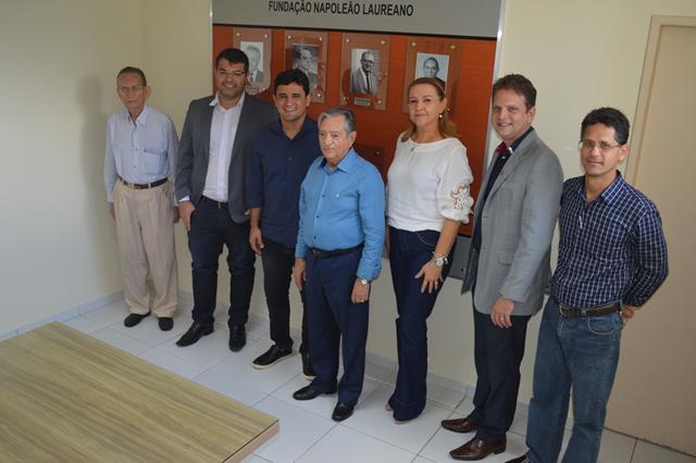 A Câmara Municipal de João Pessoa ajudará o Hospital Napoleão Laureano