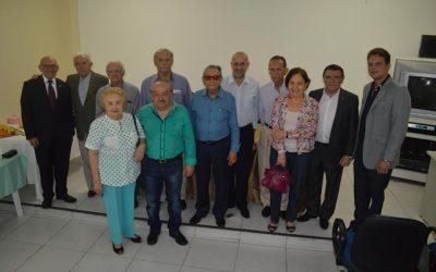 Posse dos novos Membros do Conselho Deliberativo da Fundação Laureano