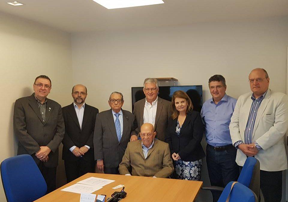 ABIFICC se reúne na Fundação do Câncer do Rio de Janeiro