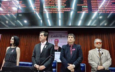 Outubro Rosa – Assembleia realiza Sessão Especial sobre prevenção ao câncer de mama