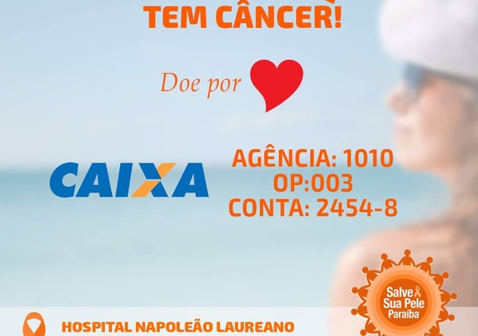 Salve a pele de quem tem Câncer! (Assista o Vídeo)