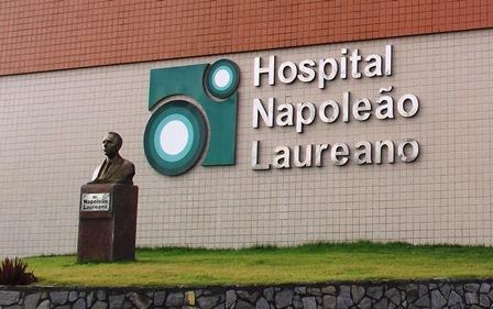 Mais de 36 mil fazem 'quimio' por ano no Hospital Laureano