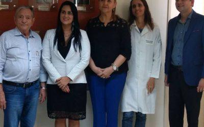 Companhia Docas doa container para Hospital Napoleão Laureano