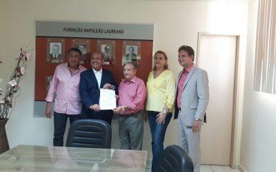 Vereador Bruno Farias apoia o Trabalho do hospital Napoleão Laureano
