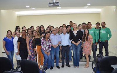 Telemarketing comemora 4 anos no Hospital Napoleão Laureano