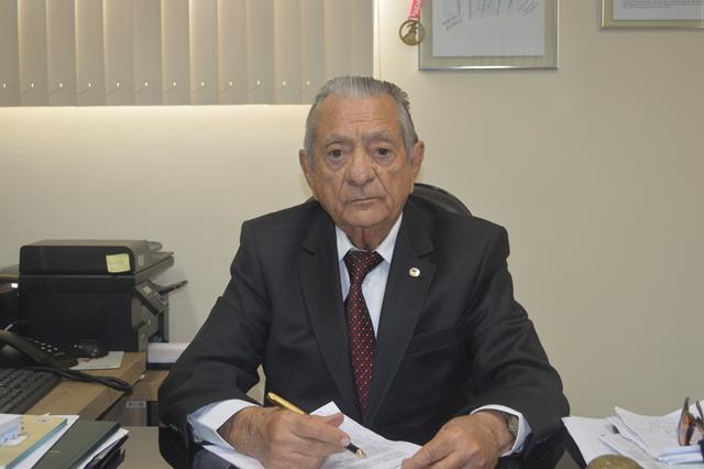 Presidente da Fundação Laureano  Antonio Carneiro Arnaud elogia ação do Governo.do Estado.