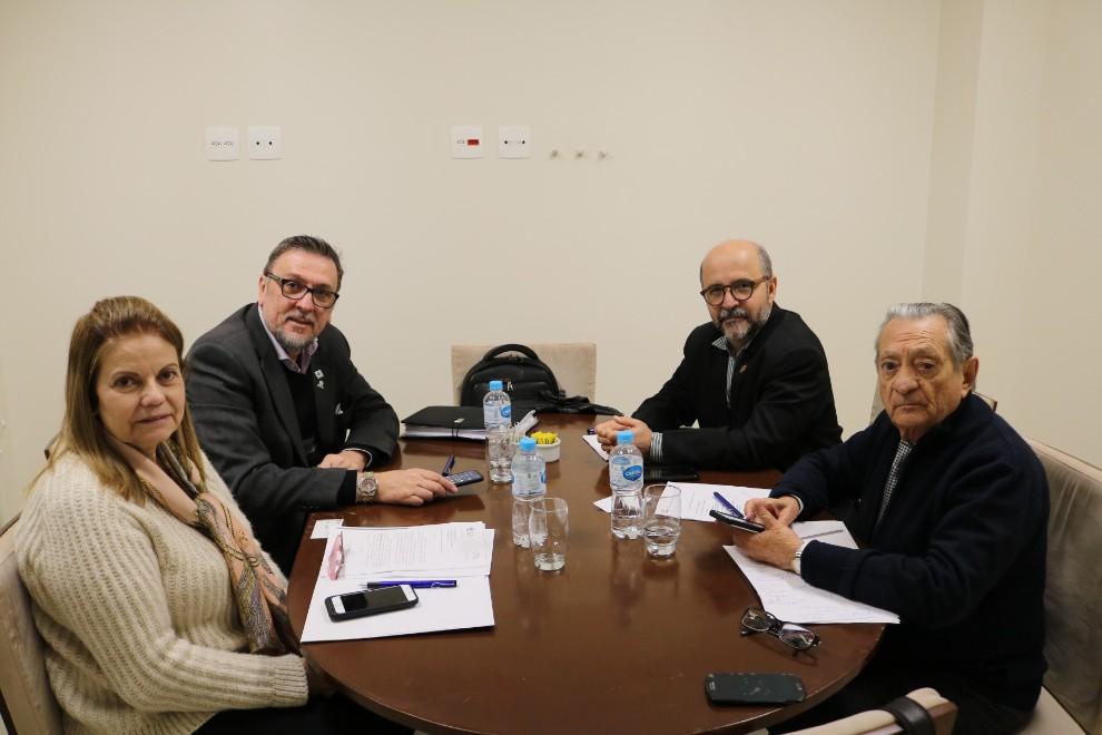 Reunião da ABIFICC em Londrina – PR