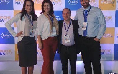 Médicos do Hospital Napoleão Laureano participam de evento em São Paulo