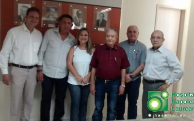 Convênio Fundação Laureano/Unipê