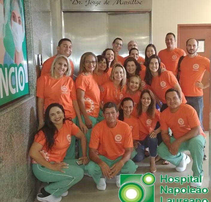 Hospital Napoleão Laureano realizou mutirão de cirurgias dermatologicas
