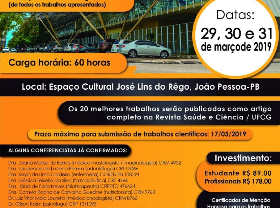 ll Congresso Paraibano Multidisciplinar sobre o Câncer