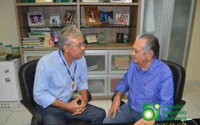 Hospital Napoleão Laureano completa 57 anos de bons serviços prestado