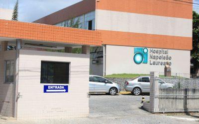 Hospital Napoleão Laureano inaugura novo Centro de Quimioterapia