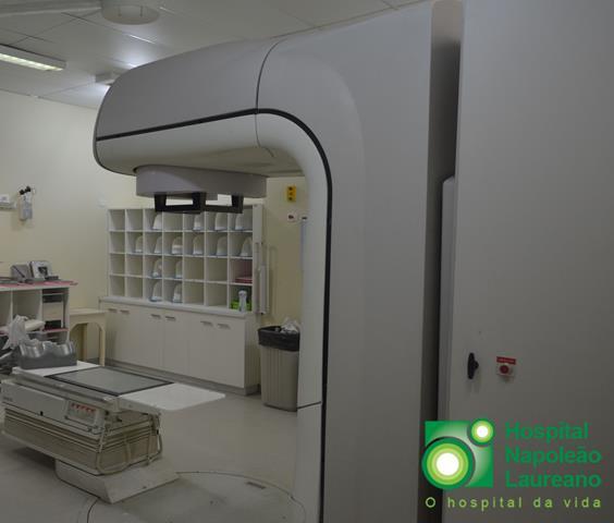 Aceleradores Lineares estão em pleno funcionamento no Hospital Napoleão Laureano –  O Hospital da Vida .