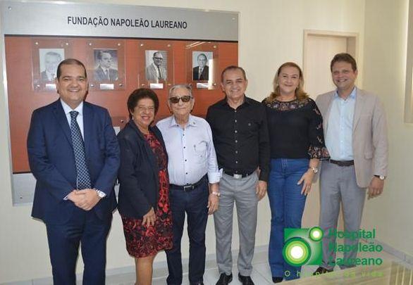 Câmara de Vereadores de João Pessoa entra na luta em favor do Hospital Napoleão Laureano