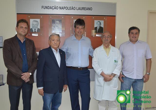 Bancada da PB aciona Ministro da Saúde para inserir Hospital Laureano em plano da radioterapia do SUS.