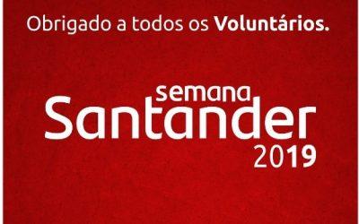 Banco Santander faz doação para o Hospital Napoleão Laureano
