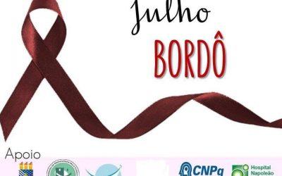 Julho Bordô – Campanha de Combate à Mucosite Oral em Pacientes Oncológicos- Veja a programação