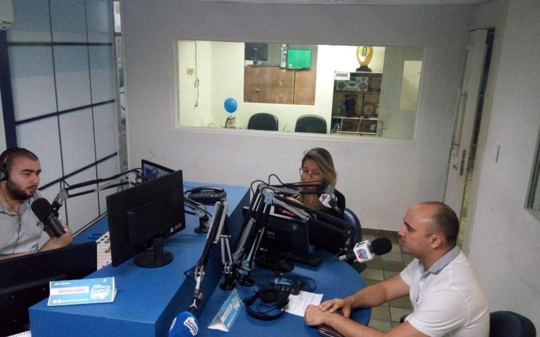 Julho Verde – Medico assistente concede entrevista na rádio Band News ( Áudio )
