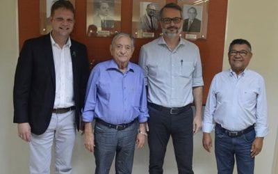 Gráfica Santa Marta reitera apoio ao Hospital Napoleão Laureano