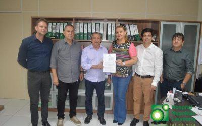Sapé também firma convênio para ajudar manutenção do Hospital Napoleão Laureano