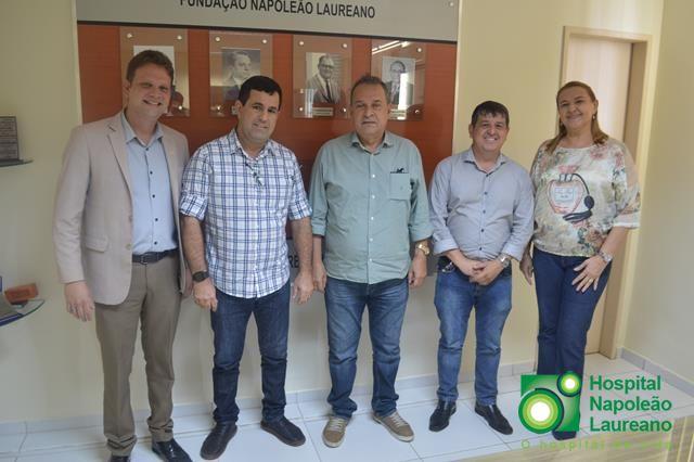 Onda de Solidariedade-Prefeito de Itatuba se une à campanha de apoio ao Laureano