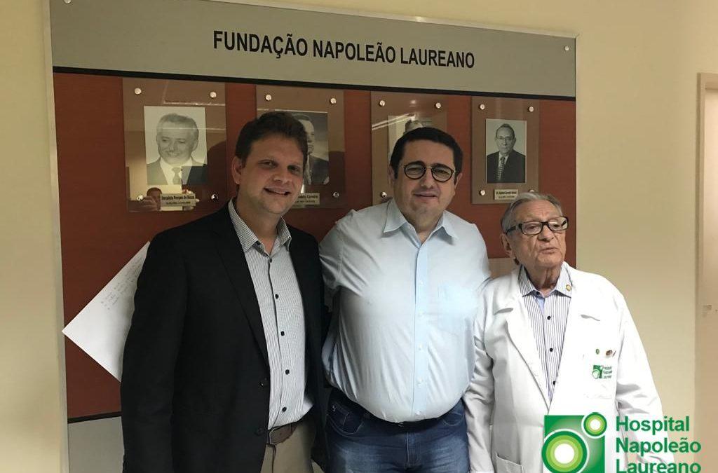 Vereador de Sousa diz que Câmara assinará convênio com Napoleão Laureano