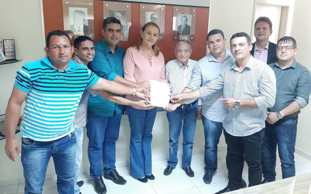 Vereadores de Lagoa de Dentro garantem apoio ao projeto de apoio ao Laureano.