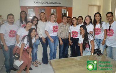 Bazar beneficente de Mari arrecada 5 mil reais para o Laureano