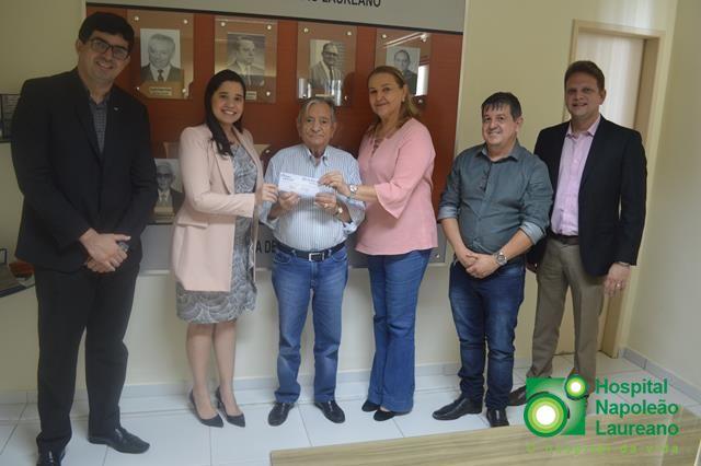 Escritório de Advocacia Marcos Inácio também está na rede de solidariedade em prol do Laureano