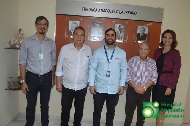 """Brisanet inicia parceria com o Hospital Laureano e diz que mais que """"levar internet quer conectar pessoas"""""""