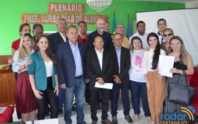 Audiência Pública debate incidência de câncer em Bonito de Santa Fé e faz campanha de arrecadação para o Hospital Laureano