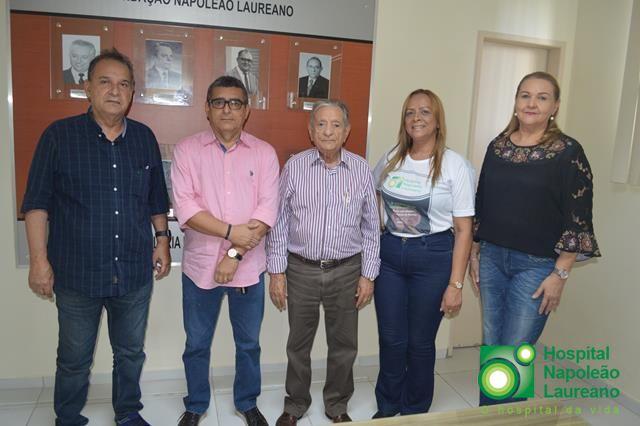 Aparecida se junta à rede de solidariedade em prol do Laureano